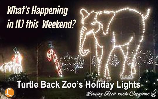 Turtle Back Zoo Lights