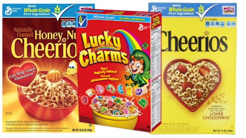 Cereal Coupon  FREE Multi Grain Dark Chocolate Cheerios at Weis Living Rich With Coupons