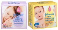 Johnson's Baby Wash Cloths Coupon - $1.50 off -Living Rich ...
