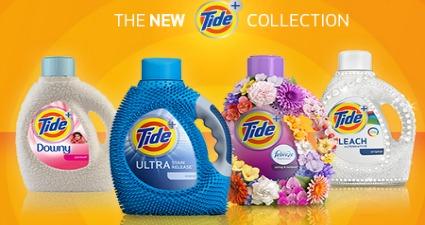 free sample tide laundry