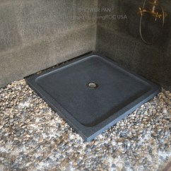 Wrought Iron Kitchen Table Best Camp 800 X 800mm Shower Tray Grey Granite Stone - Coral