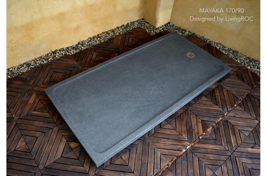 Receveur De Douche En Pierre MAYAKA Litalienne Granit