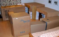 How-To Find Big Boxes | LiVing RooM FoRT