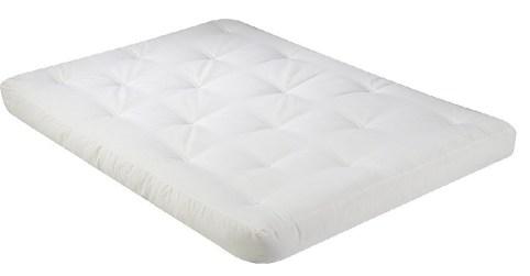 Serta chestnut duct cotton full futon mattress