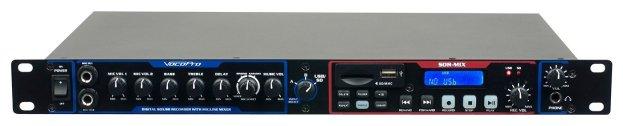 VOCOPRO SDR-MIX Home Karaoke System