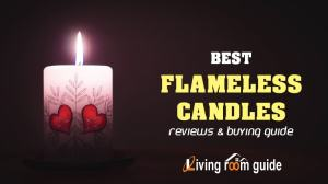 Best Flameless Candles 2017 with Ultimate Buying Guide