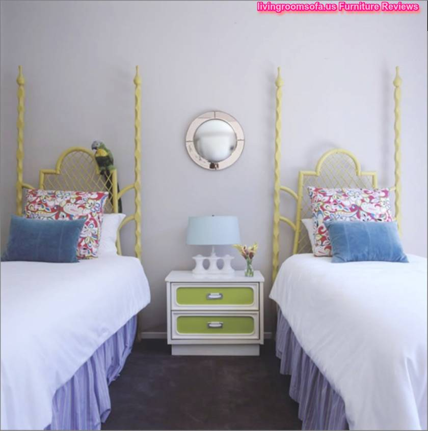 Beautiful 2 Twin Beds Designs