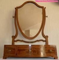 Antique Vanity Mirror   Antique Furniture