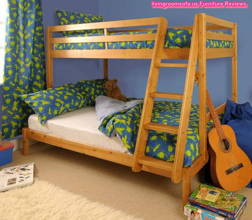 Comfortable And Cool Bunk Beds With Storage