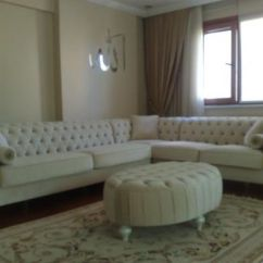 England Furniture Sofa Small Comfy Chesterfield Leather - Living Room And Corner ...