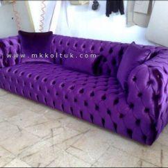 Blue Velvet Armchair Nz Baseball Glove Chair Home Goods Purple Chesterfield Sofa This Will Be Mine Sofas - Thesofa
