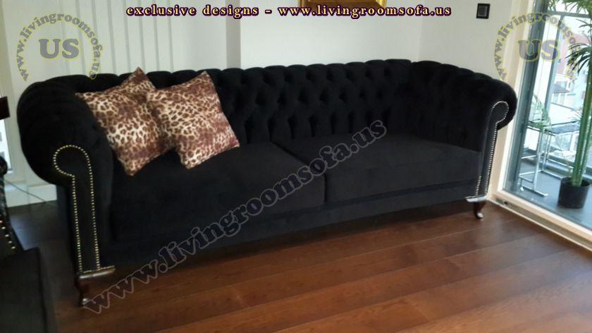 Cool Chesterfield Couch Design Ideas  interior design