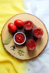 Tomato Chutney / Tomato Relish – Instant Pot, Stove Top