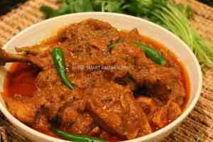 Achari Chicken / Pickled Chicken Curry