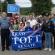 August Primary Draws Near; Snoqualmie State Senate Candidate, Brad Toft, Receives New Endorsements