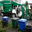 King County Waste Management Recycle and Yard Waste Drivers Go On Strike; Snoqualmie Collection Update