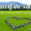 Be a Part of Valley Photography History, Fill the Heart at Centennial Fields May 19th