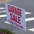 Snoqualmie Ridge Community-wide Garage Sale This Weekend, September 20th & 21st