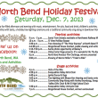 Downtown Streets Closing for Another Great Event, Annual North Bend Holiday Festival