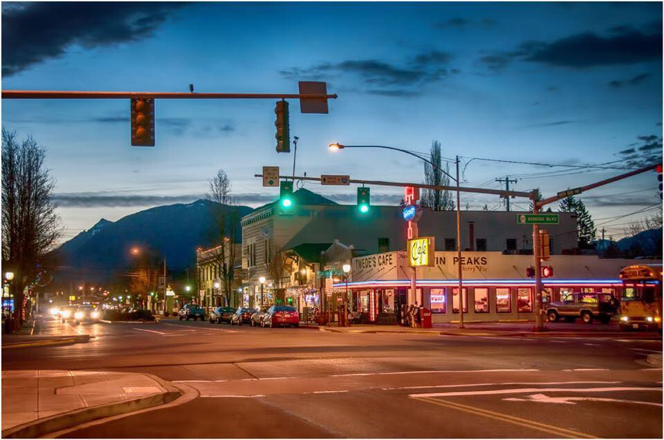 North bend announces plan to improve downtown congestion for Bend oregon contractors