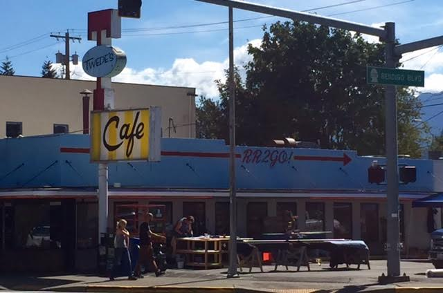 Anticipated Twin Peaks Filming Hits North Bend Twede S