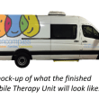 First of its kind in Washington: Encompass new Mobile Therapy Unit hits the streets in May