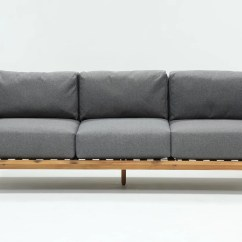 Sienna Sofa Stylus Outdoor Living Spaces