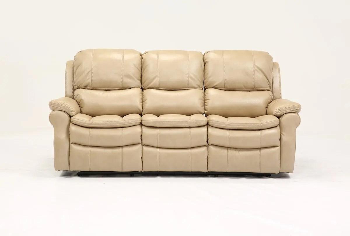 living es sofa for office dual reclining nirvana black