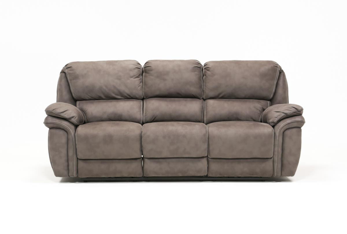 grey power reclining sofa sparta prague vs zbrojovka brno sofascore norfolk living spaces