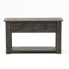 Renate Gray Sofa Table Sears Bed Canada Grey 20 Easy Diy Console And Ideas