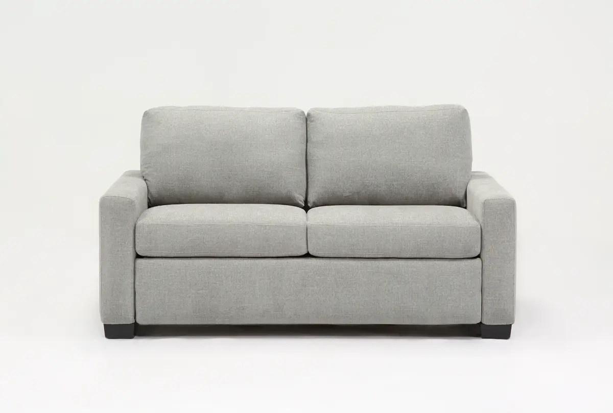 mackenzie sofa slipcovers clearance silverpine full sleeper living spaces