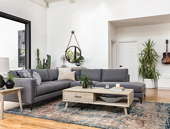 living room designs with grey sofas curtain ideas for small windows decor spaces mid century alistair sofa