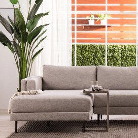 Josephine 2 Piece Sectional WRaf Sofa Living Spaces