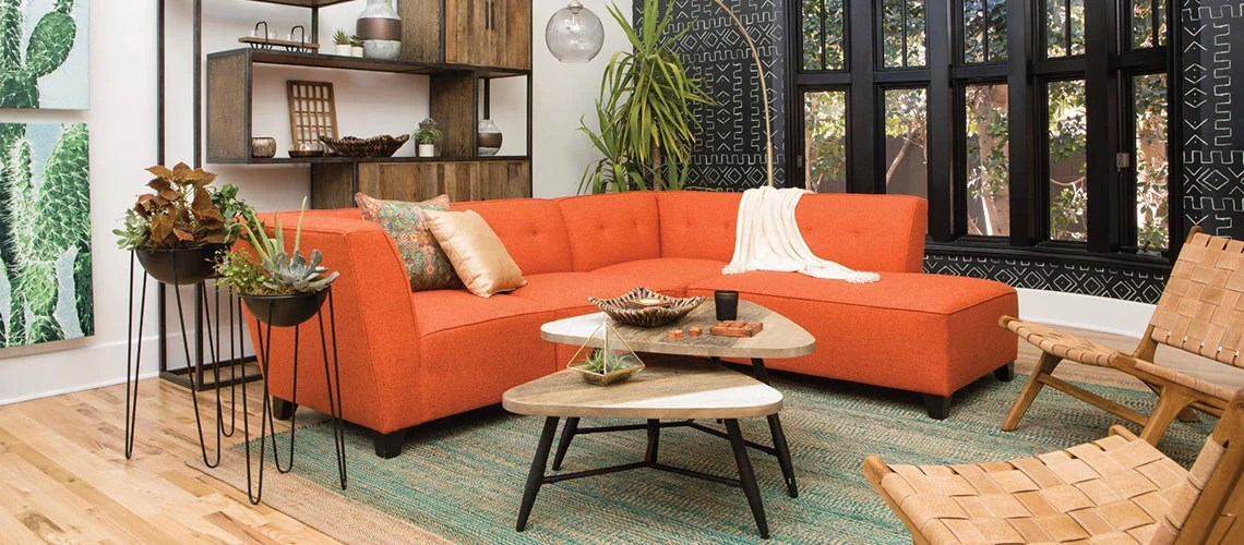 What Is MidCentury Modern Style  Living Spaces
