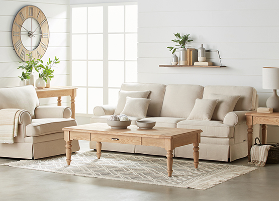 traditional style living room decoration for small apartment what is spaces subdued synchronized color palette