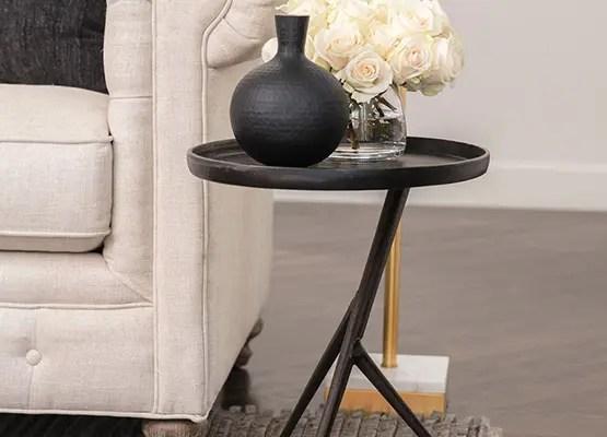 9 gorgeous accent table decor ideas