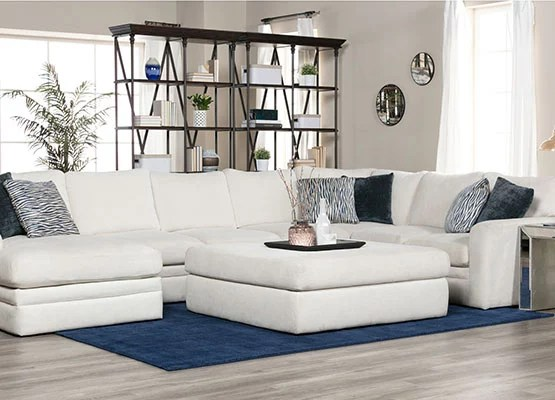 glam sofa set reclining sectional covers what is style living spaces if you want to show off some start with your furniture the buy for room should make a statement and that