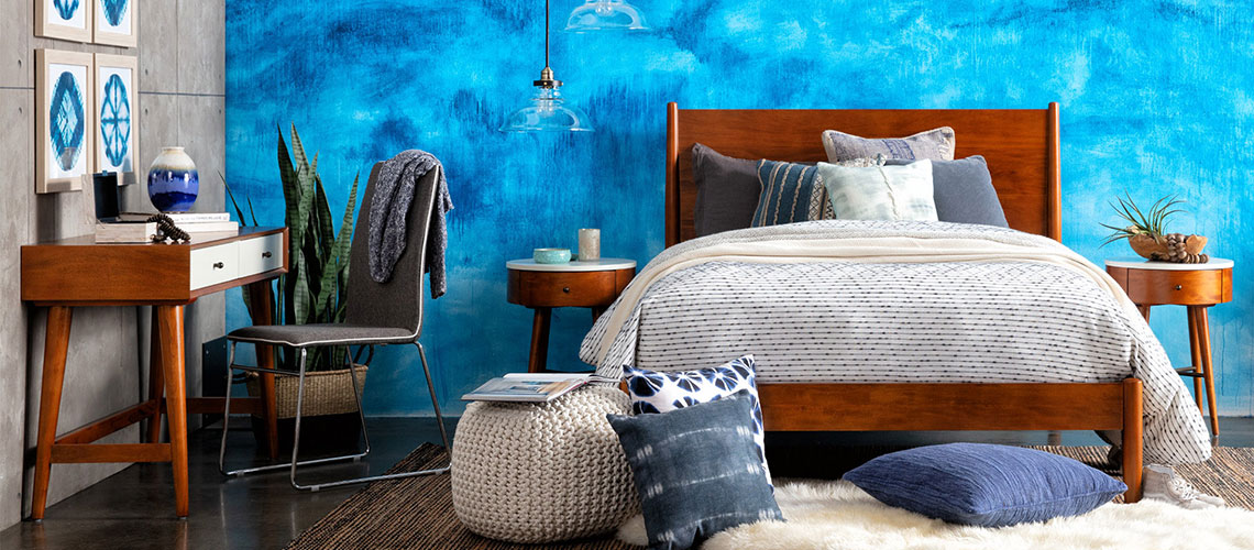 living room ideas with blue and brown small no coffee table bedroom spaces