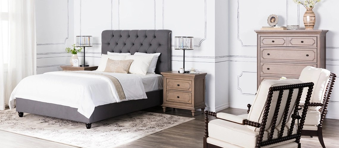 Master Bedroom Decor Ideas 10 Ultra Chic Styling Tips Living Spaces