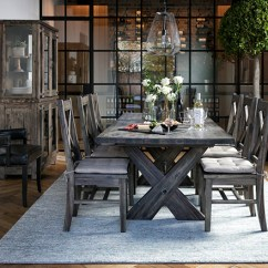 Interior Design Living Room Table Paint Colors 2017 Dining Ideas To Get Inspired Spaces Country Rustic With Mallard Extension