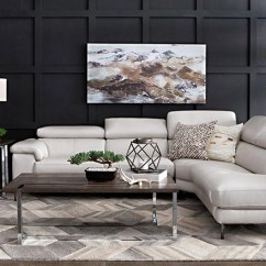 Modern Living Rooms Ideas Oil Paintings For Room Decor Spaces With Tess 2 Piece Power Reclining Sectional W Raf Chaise