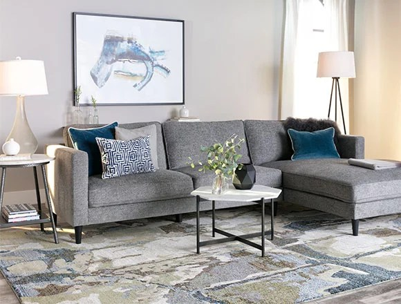 living room bed ideas for decorating your christmas decor spaces mid century bedroom with cosmos sectional