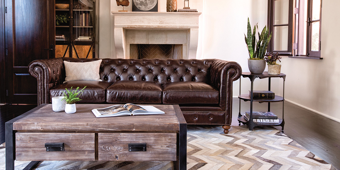 industrial living room furniture coffee table traditional with mansfield sofa spaces