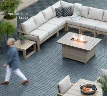 outdoor patio furniture living