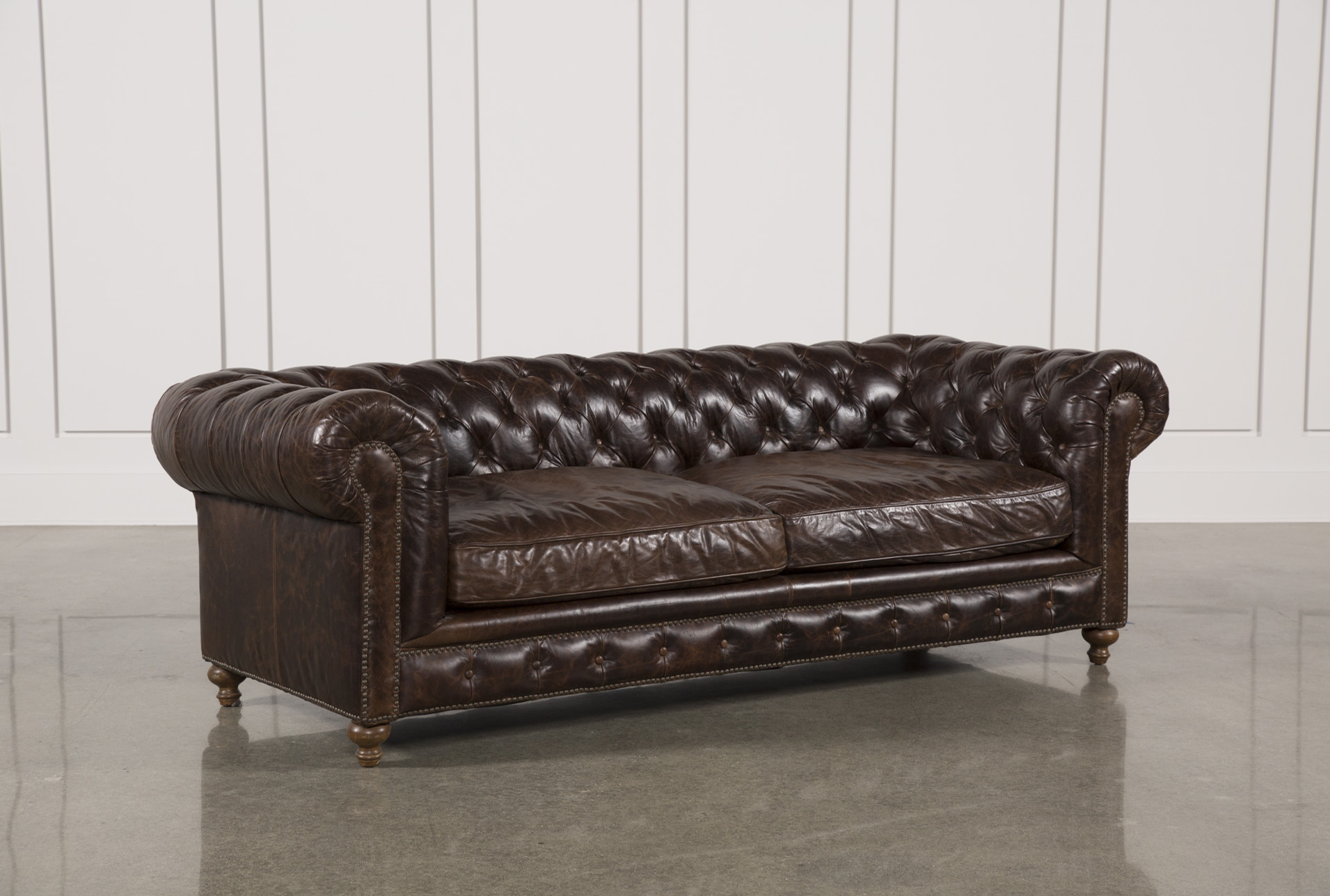 turner leather sofa pottery barn reviews 3 2 seater packages sofas - thesofa