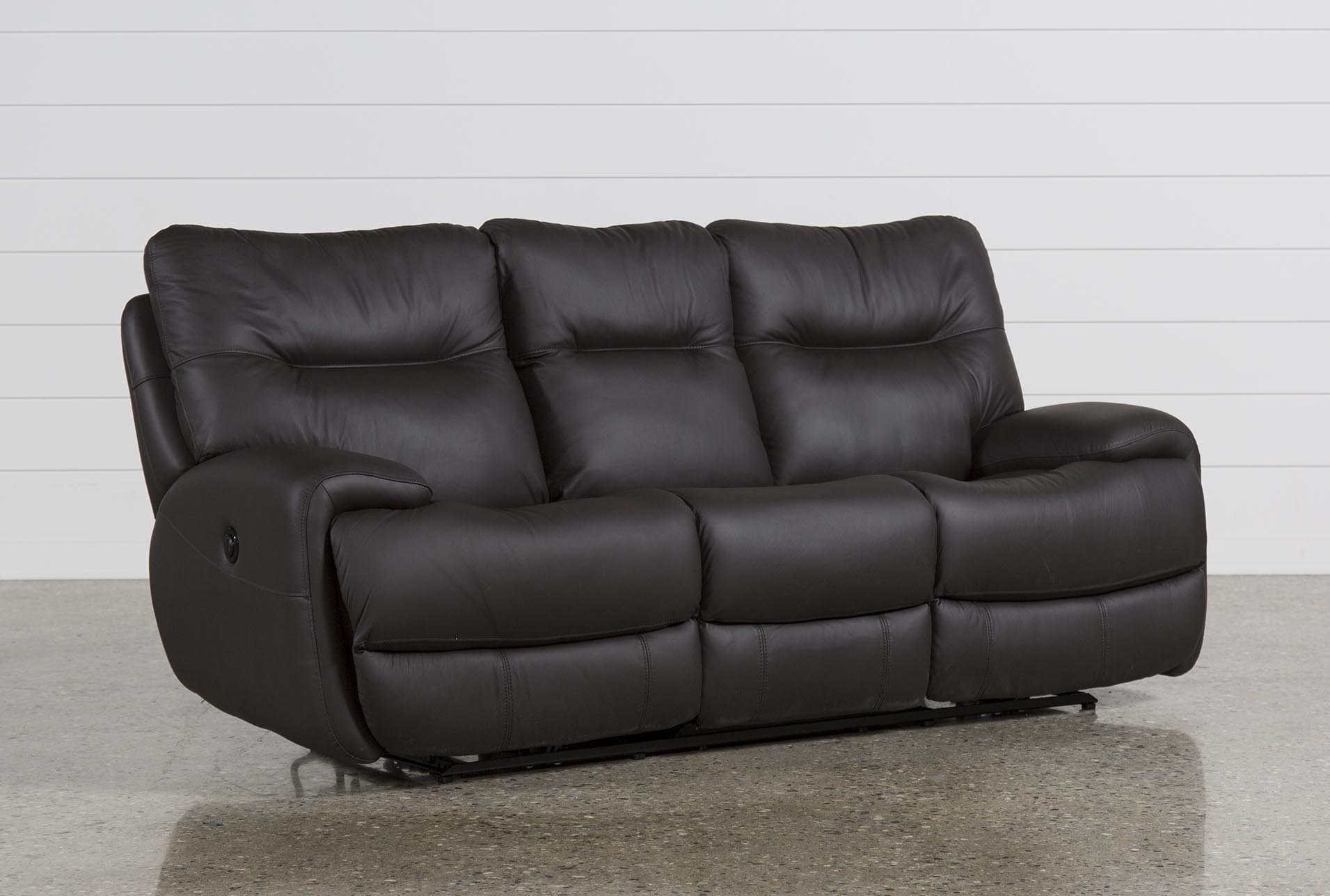 motorized sectional sofa mainstay sleeper brown reclining sofas and