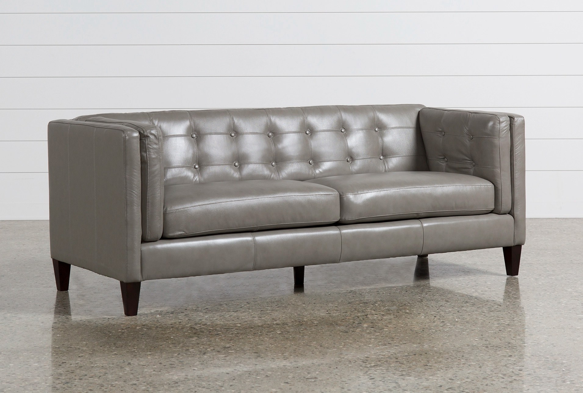 small scale sofas ready to emble corner sofa bed removable covers ingrid leather living spaces