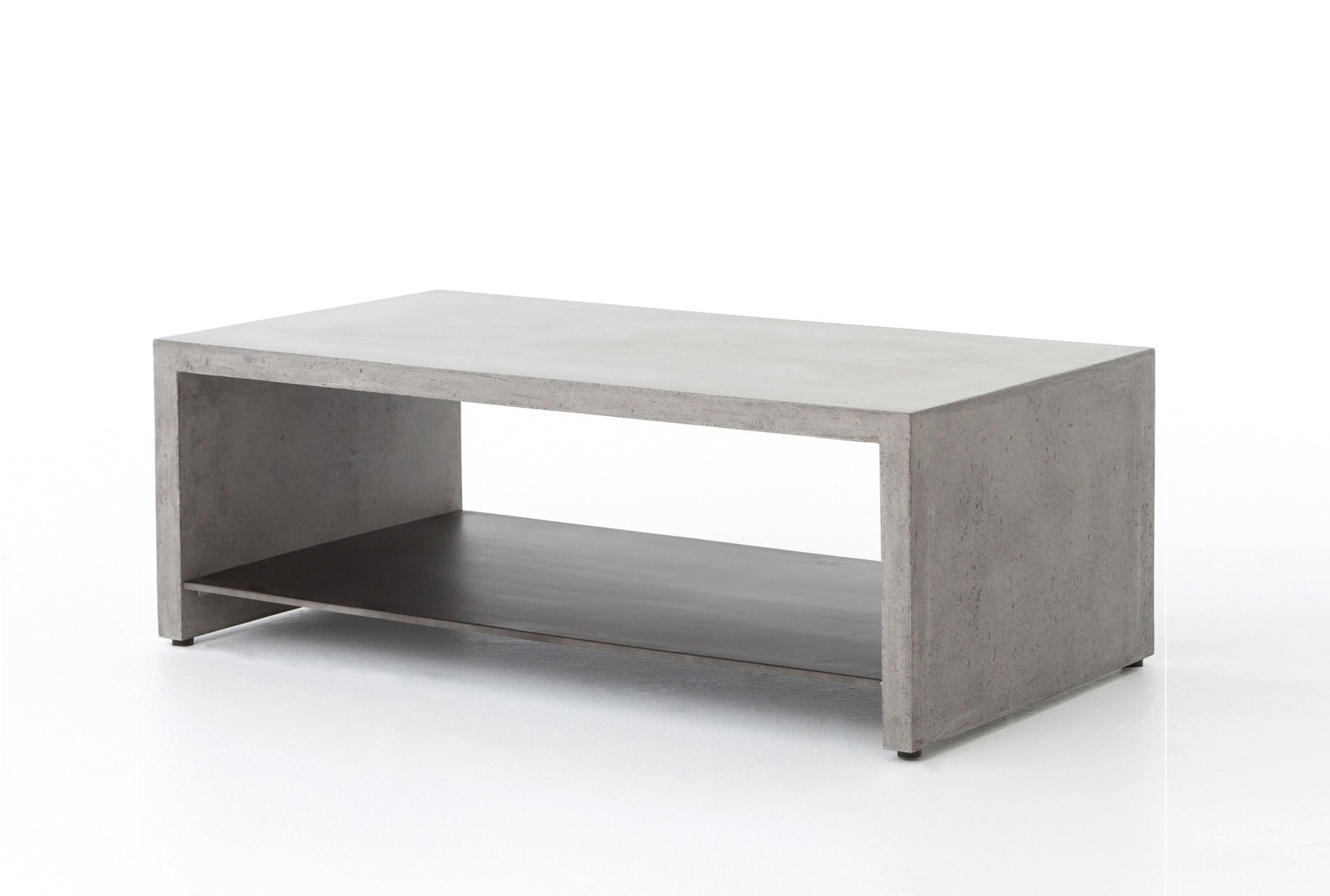Antique Metal Coffee Table