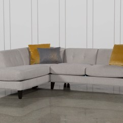Small Living Room With Sectional Sofa Accent Furniture Space Sectionals Sofas Spaces Avery 2 Piece W Laf Armless Chaise