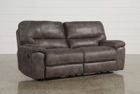 Grey Recliner Sofa Collection New Paolo 2 Seater Recliner ...